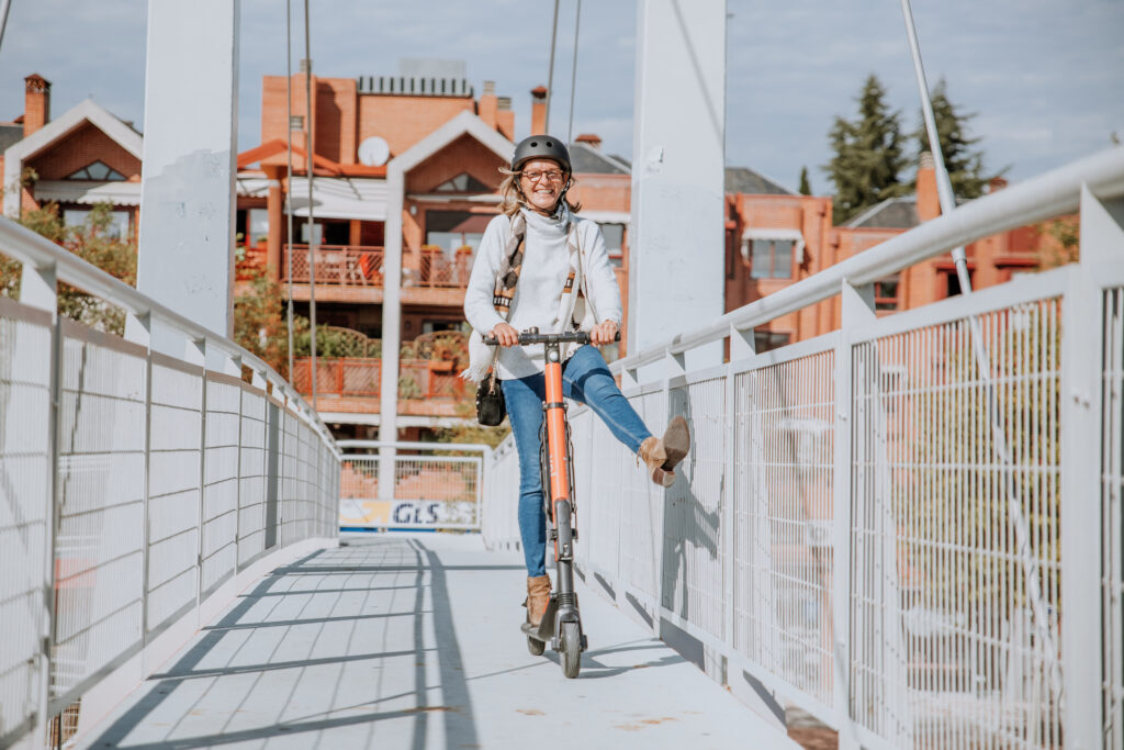 Voi conducts research into the potential impact of e-scooters on wellbeing